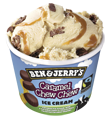 Foto Ben & Jerry's caramel Brownie
